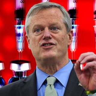 The pandemic exposed Charlie Baker's Republican heart - The Boston Globe
