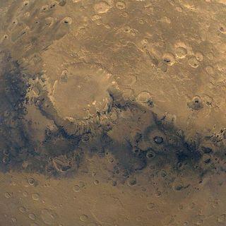 Mars hides an ancient ocean beneath its surface