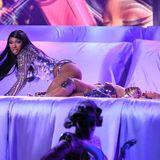 Cardi B and Megan Thee Stallion's 'WAP' Grammys Performance Drew FCC Complaints