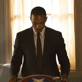 Falcon and the Winter Soldier's creator on race and Captain America