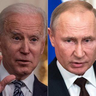 "Joe Biden ""cannot behave this way"" says Duma speaker angered at ""killer Putin"" comment"