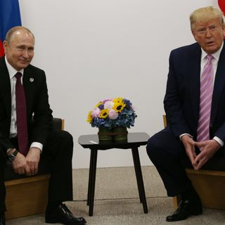 Russia reacts to U.S claims of pro-Trump election interference