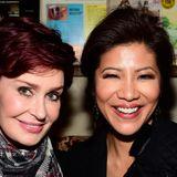 Sharon Osbourne Allegedly Called Former Co-Host Julie Chen 'Slanty Eyes'