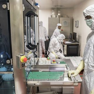 The World's Largest Vaccine Maker Took A Multimillion Dollar Pandemic Gamble