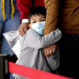 Emergency sites for migrant children raising safety concerns