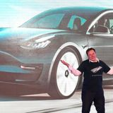 China cracks down on use of Tesla vehicles, citing privacy concerns