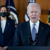 'Speak out:' Biden, Harris decry racism during Atlanta visit