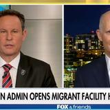 """""""We paid for it"""": GOP senator, Fox News host demand Biden restart border wall construction"""