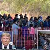 Biden officials blame Trump for border crisis as 15K kids in custody