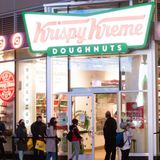 Krispy Kreme will offer free doughnuts—all year long—to people with COVID-19 vaccination cards