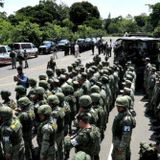 Mexico Deploys 8700 Troops to Cut Migrant Traffic to U.S. Border
