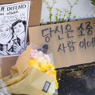 Covering the Atlanta massacre from inside the Korean community