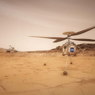 NASA plans first flight of Mars helicopter Ingenuity on April 8 – TechCrunch
