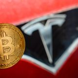 Elon Musk says people can now buy a Tesla with bitcoin