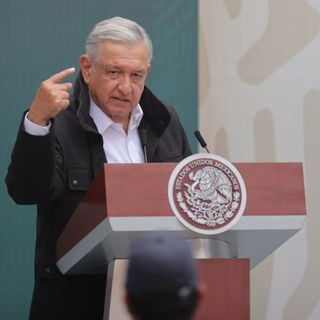 Mexico's president says Biden's promise of better treatment for migrants causing border surge