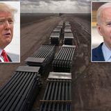 Biden facing probe for halting Trump's border wall: report