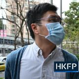 Community service for ex-Hong Kong lawmaker convicted of assault after using loudhailer near cop | Hong Kong Free Press HKFP