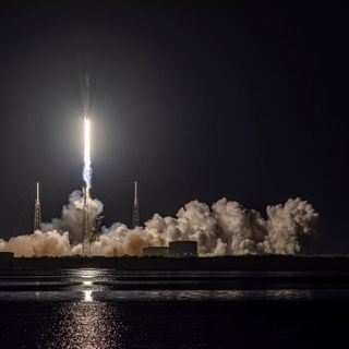 SpaceX launches 60 more Starlink satellites, making 240 launched this month alone – TechCrunch