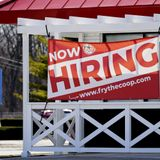 US jobless claims fall to 684,000, fewest since pandemic