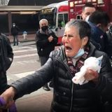 Asian Grandmother Who Smacked Her Attacker With A Board Donates Nearly $1 Million