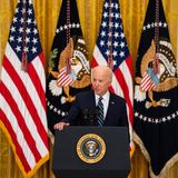 U.S. on pace to clear Biden's new goal of 200 million coronavirus shots in his first 100 days