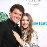 Bindi Irwin welcomes birth of first child with husband, pays tribute to her dad with baby's name