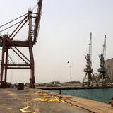 Fuel ship finally docks in Yemen's Hodeidah port as blockade eases