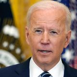 Biden calls Georgia law 'Jim Crow in the 21st Century' and says Justice Department is 'taking a look'