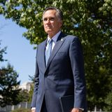 Romney receives JFK 'Profile in Courage' award for impeachment vote