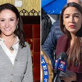 AOC blasts 2020 challenger claiming she was picked since she's Latina