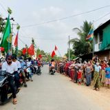 Myanmar's junta says will strive for democracy after warning anti-coup protesters