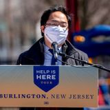 NJ Rep. Andy Kim talks about struggle with discussing racism after son was called 'Chinese boy'