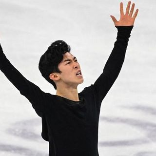 Nathan Chen overtakes Yuzuru Hanyu for world title with five quads