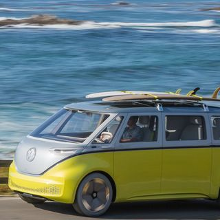 Volkswagen offers new details about its adorable ID Buzz electric microbus