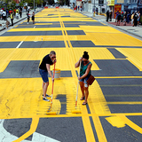Atlantic City to Spend $36,000 to Repaint BLM Street Tribute