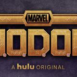 'Marvel's M.O.D.O.K.': Jon Hamm To Voice Iron Man, Nathan Fillion Is Wonder Man On Hulu Animated Series - WonderCon@Home