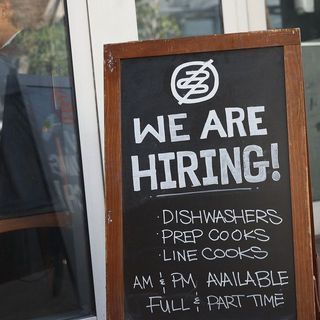 Hiring is speeding up again and jobs are coming back as the U.S. economy gains steam