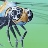 Soft Robot DraBot Signals Environmental Disruptions || Robologiclab