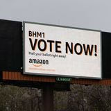 Amazon's aggressive PR campaign ahead of union vote shows how worried it is, labor and antitrust experts say