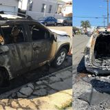 EXCLUSIVE: 2 Asian seniors believe they were targeted after car fires in Oakland