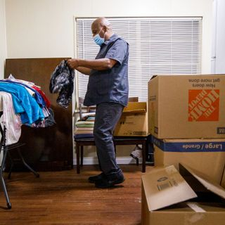 Evicted And Homeless Due To Pandemic — 'I Literally Had To Sleep In My Car'