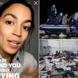 AOC says calling border crisis a 'surge' pushes white supremacy