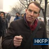 BBC reporter John Sudworth leaves China for Taiwan after 9 years, says 'too risky to carry on' | Hong Kong Free Press HKFP