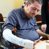 BCI system gives paralyzed man back his sense of touch with haptic feedback
