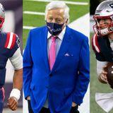 Robert Kraft admits Patriots need to get quarterback 'solidified'