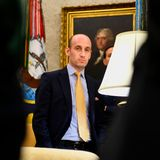 WaPo: Stephen Miller detailed long-term vision for immigration ban in surrogate call
