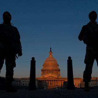 Army probes missing rifle from National Guard unit deployed to the Capitol