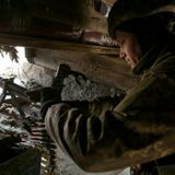 Ukraine says Russia massing troops on border; U.S. warns Moscow