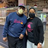 Couple makes history by opening Reading Terminal's first Black-owned bakery