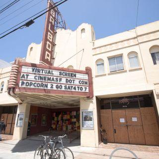 Balboa Theater announces reopening date, return of Godzillafest